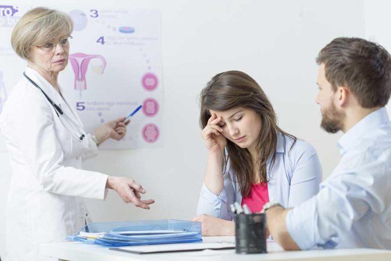 диагностик бесплодия