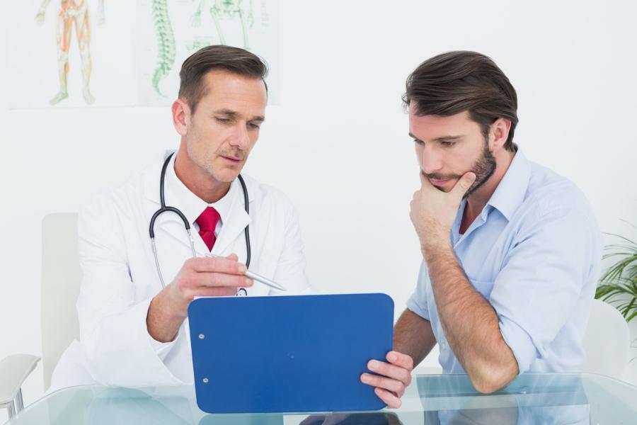 диагностика варикоцеле